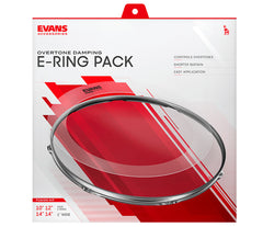 Evans E Rings Fusion Pack, Evans, Drum Heads, Parts & Accessories
