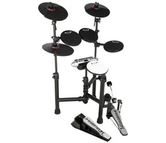 Carlsbro CSD130 Electronic Drum Kit, Carlsbro, Electronic Drum Kits, Black, 8-Piece, Drum Lounge