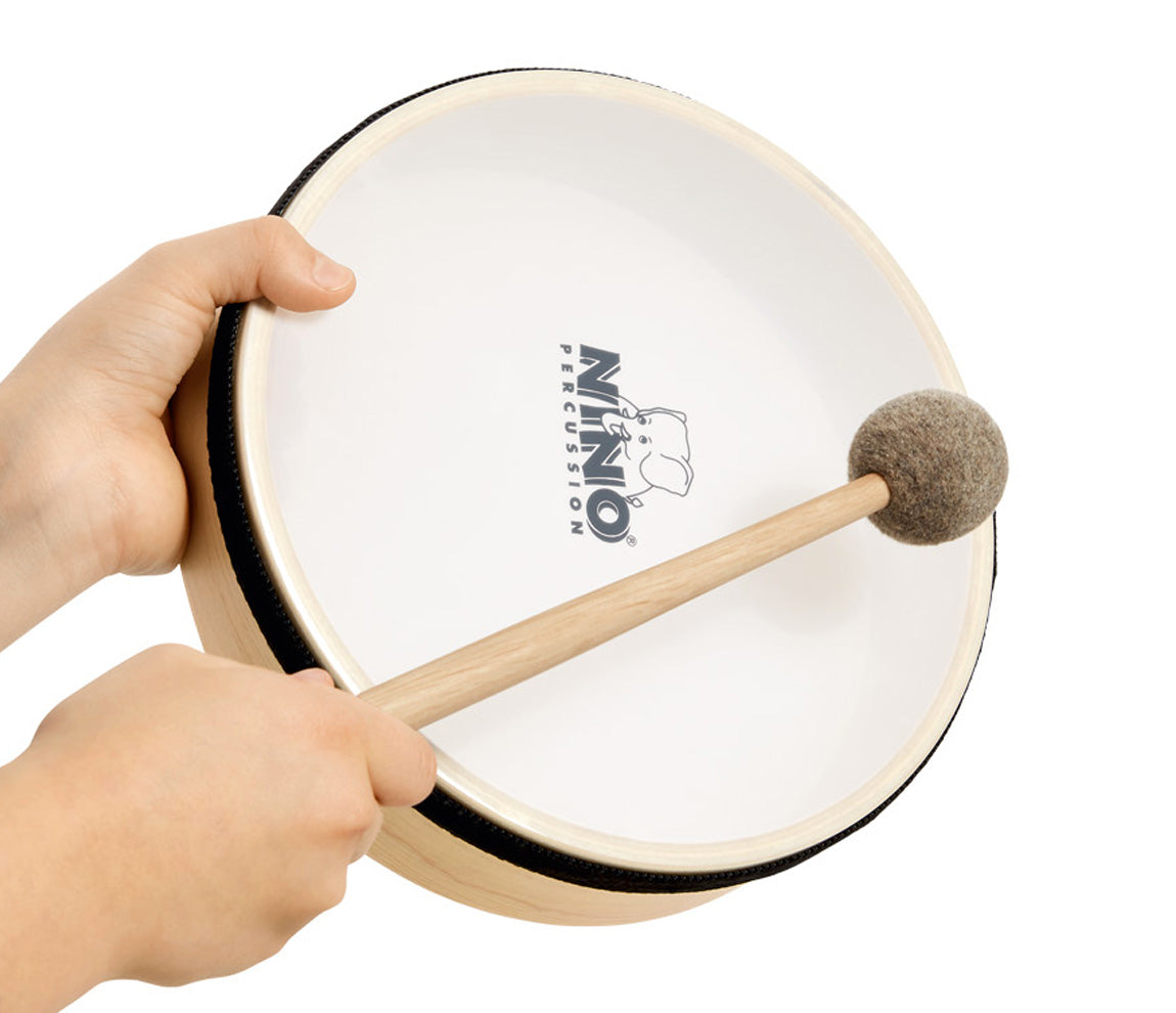 Nino Percussion Mallet, Felt, Wood, Meinl Percussion, Drumsticks