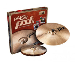 Paiste PST5 N Essential Cymbal Set 14