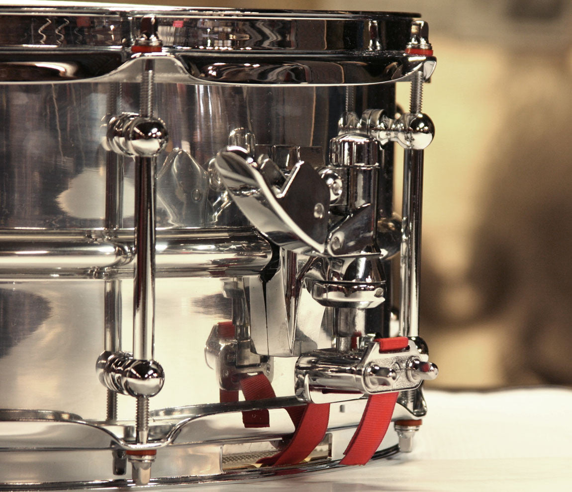 Dunnett Classic Modelling Snare Drum Throw Off
