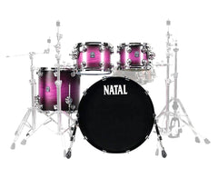 Natal Cafe Racer 4-Piece US Fusion 22