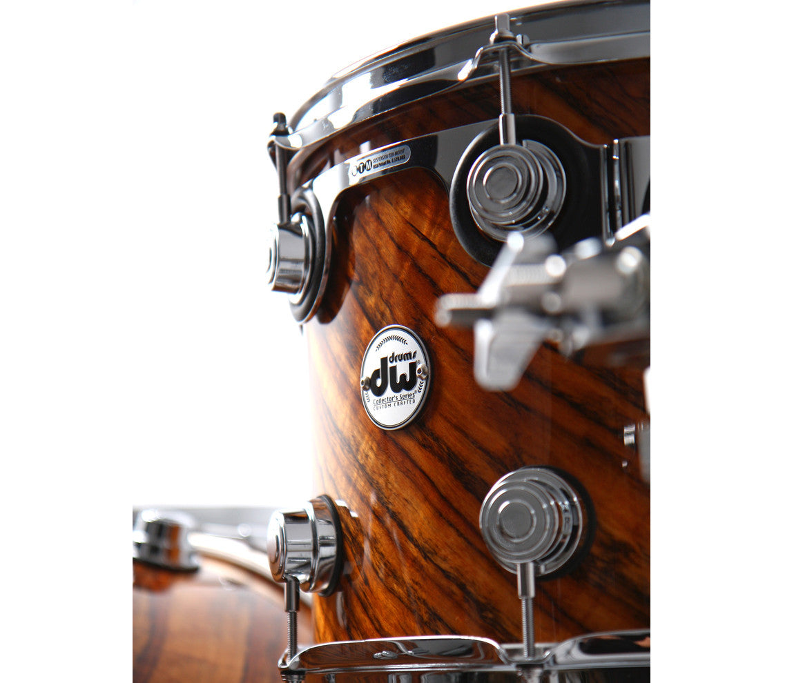 Drum Workshop Collectors 3-Piece in Twisted Olive