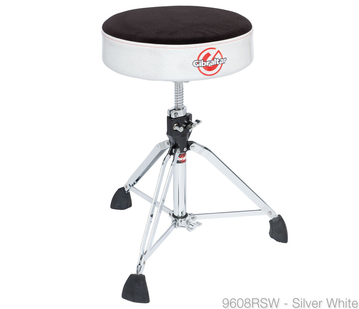 Gibraltar 9608 Cloth Top Drum Throne