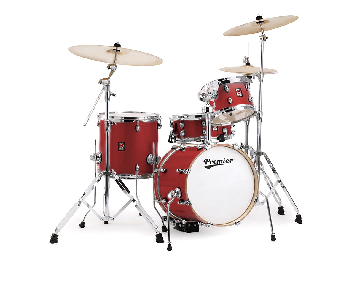 Premier APK Series Microbop 16 Drum Kit in Solar Red