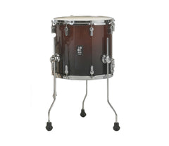 Sonor, Sonor AQ2 Series, Brown Fade Finish, 13