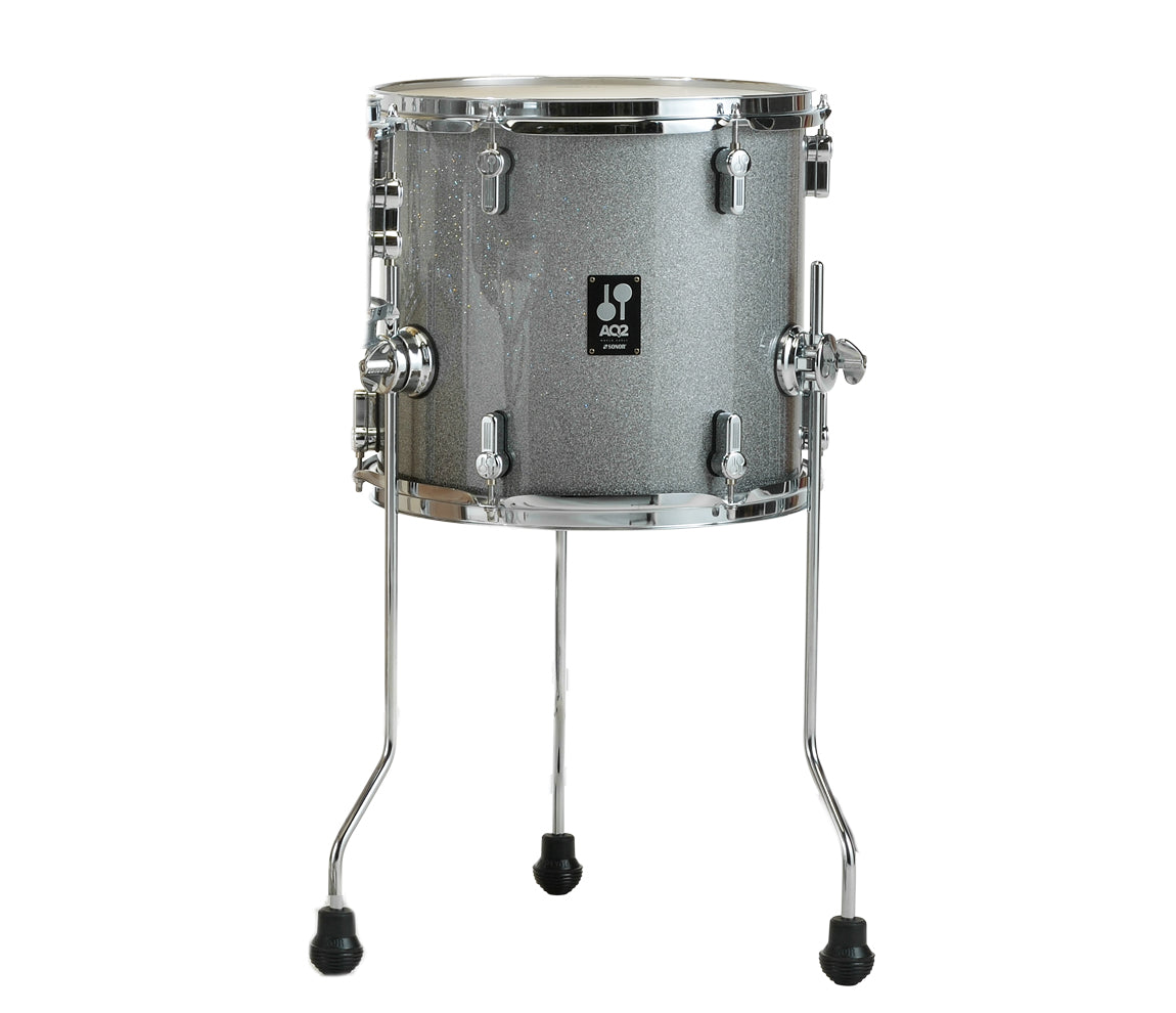 Sonor, Sonor AQ1, Titanium Quartz Finish, 13