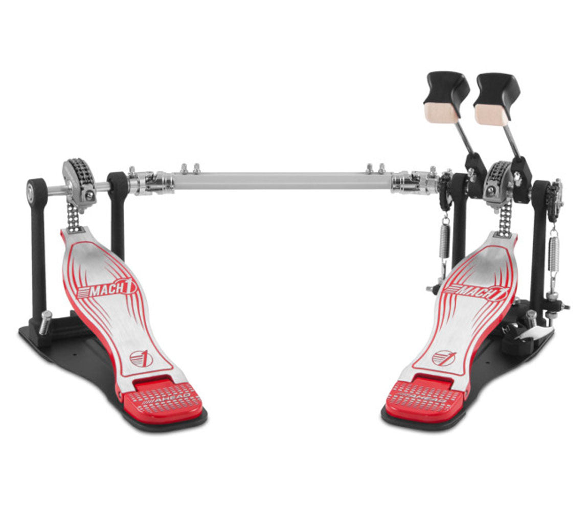 Ahead Mach 1 Pro Double Bass Drum Pedal, Ahead, Double Bass Drum Pedals, Bass Drum Pedals