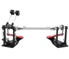 Ahead Mach 1 Pro Double Bass Drum Pedal with Quick Torque, Ahead, Double Bass Drum Pedals, Bass Drum Pedals
