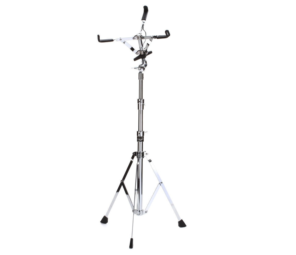 Ahead Mini Snare/Practice Pad Stand with Basket, Ahead, Practice Pad Stands, Snare Drum Stands, Hardware