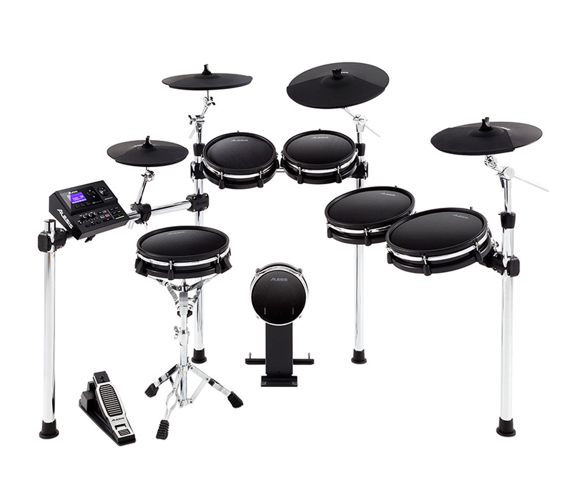 Alesis DM10 MKII Pro Five-Piece Kit with Mesh Heads, Alesis, Electronic Drum Kits, Drum Lounge, DM10 MKII