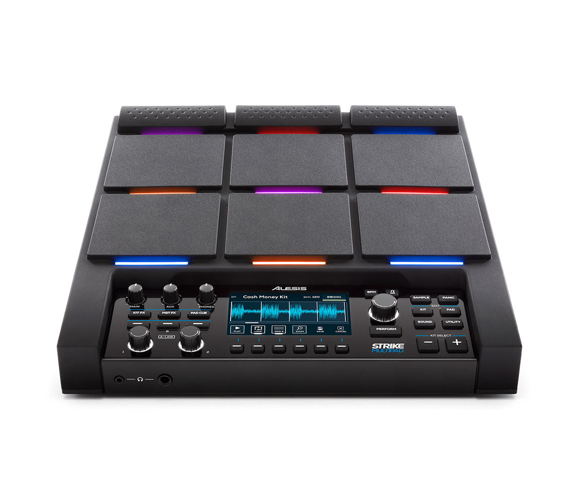 Alesis Strike Multipad, Alesis, Sampling Pads, Electronics, 13.75