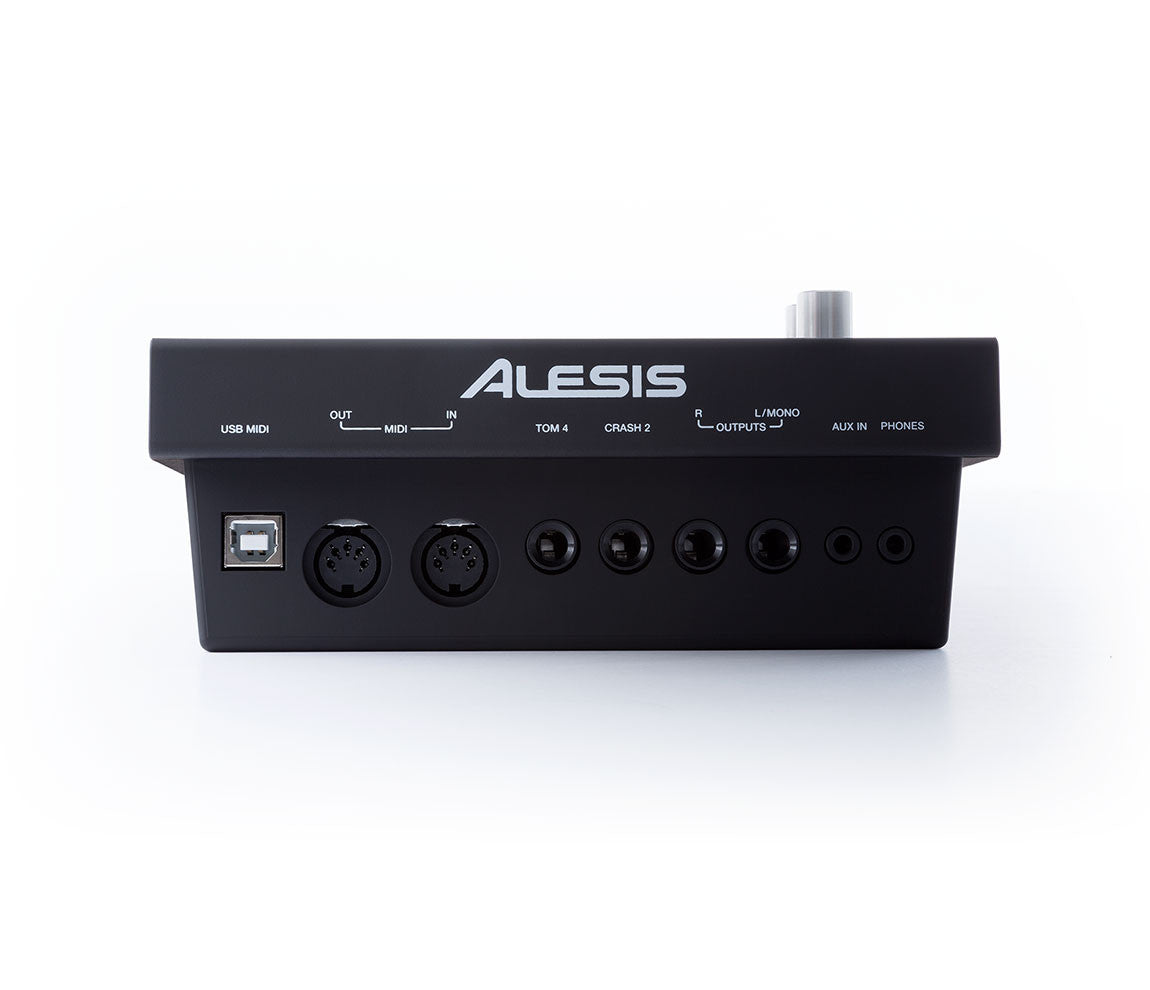 Inputs of Alesis Crimson Drum Module