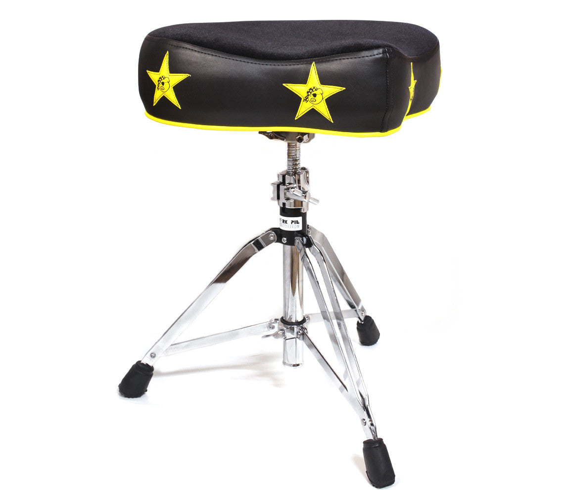 Pork Pie Bumblebee Big Boy Star Drum Throne