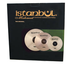 Istanbul Mehmet, BlackBell Box Set, BlackBell Cymbal Set, Cymbal Sets, Cymbal, HH15 C18 R23, Hi Hat 15