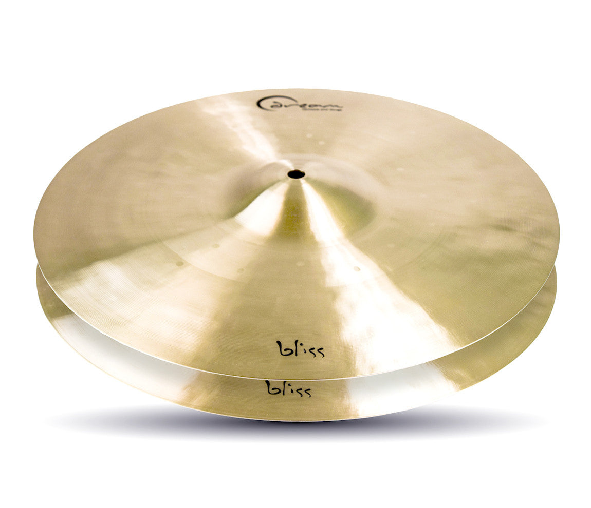 Dream, Bliss Series, Hi Hat Cymbal, Cymbal, 15