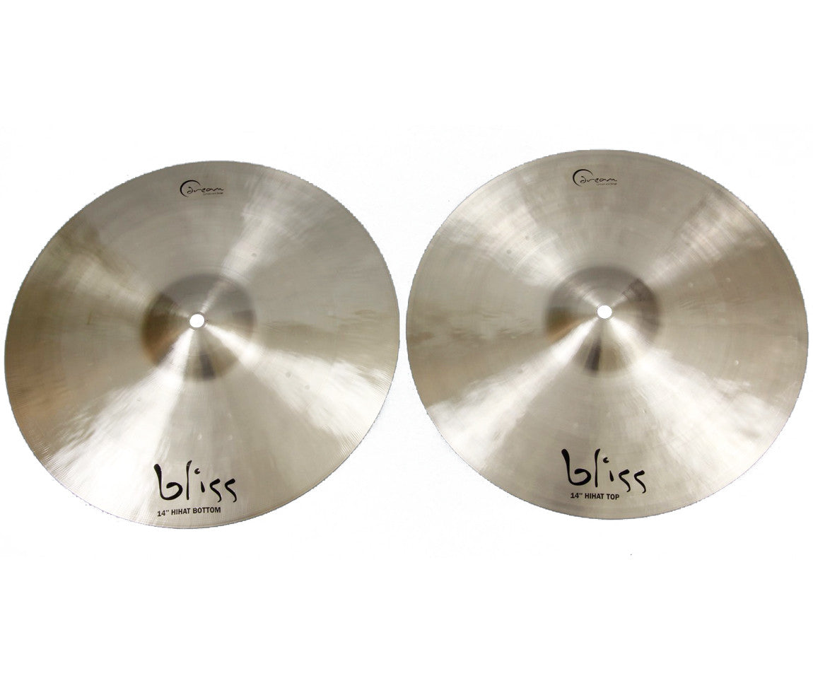 Dream, Bliss Series, Hi Hat Cymbal, Cymbal, 14
