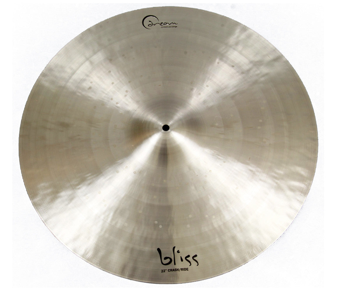 Dream, Bliss Series, Crash/Ride Cymbal, Cymbal, 22