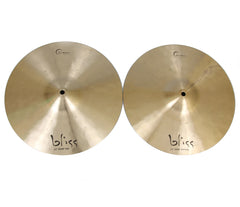 Dream, Bliss Series, Hi Hat Cymbal, Cymbal, 13