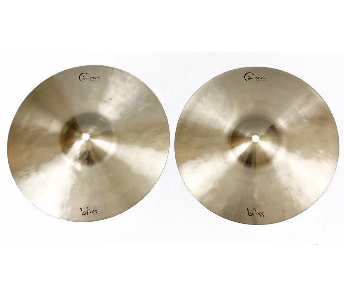 Dream, Bliss Series, Hi Hat Cymbal, Cymbal, 12