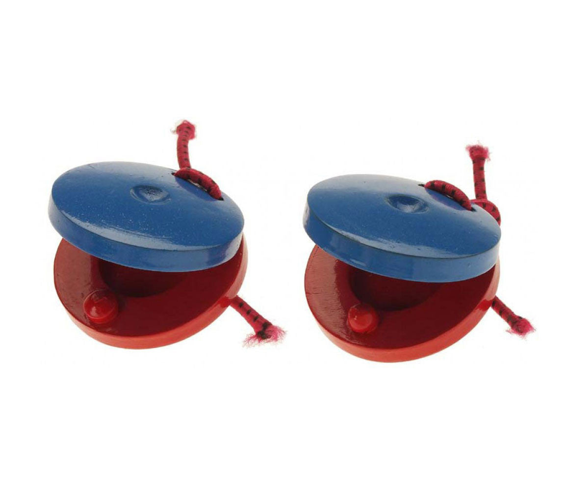 Stagg Plastic Castanets (Pair)