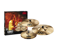 Meinl Classics Custom Extreme Metal Boxed Set
