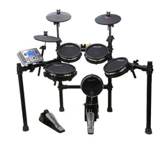 Carlsbro Electronic Drum Kit CSD400 8 Piece All Mesh Drum Heads