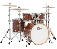 Gretsch Catalina Maple 5-Piece Shell Pack in Walnut Glaze