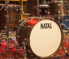 Natal Cafe Racer 3-Piece Traditional Jazz 18