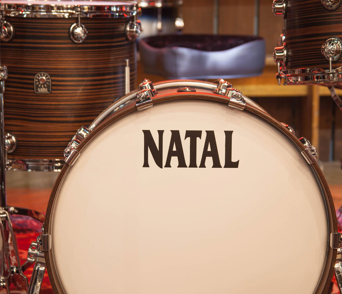Natal Cafe Racer 3-Piece US Fusion 20
