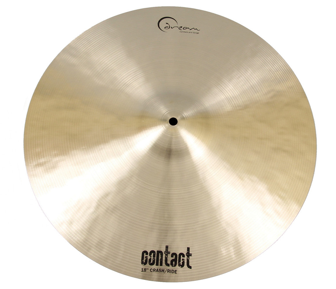 Dream, Contact Series, Crash/Ride Cymbal, Cymbal, 18
