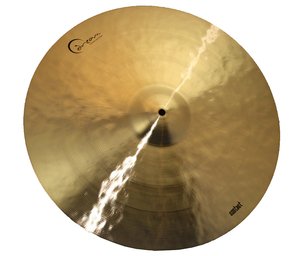 Dream, Contact Series, Crash/Ride Cymbal, Cymbal, 20