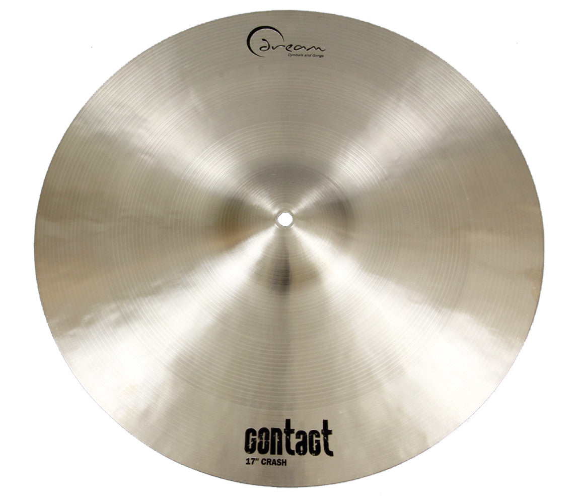 Dream, Contact Series, Crash Cymbal, Cymbal, 17
