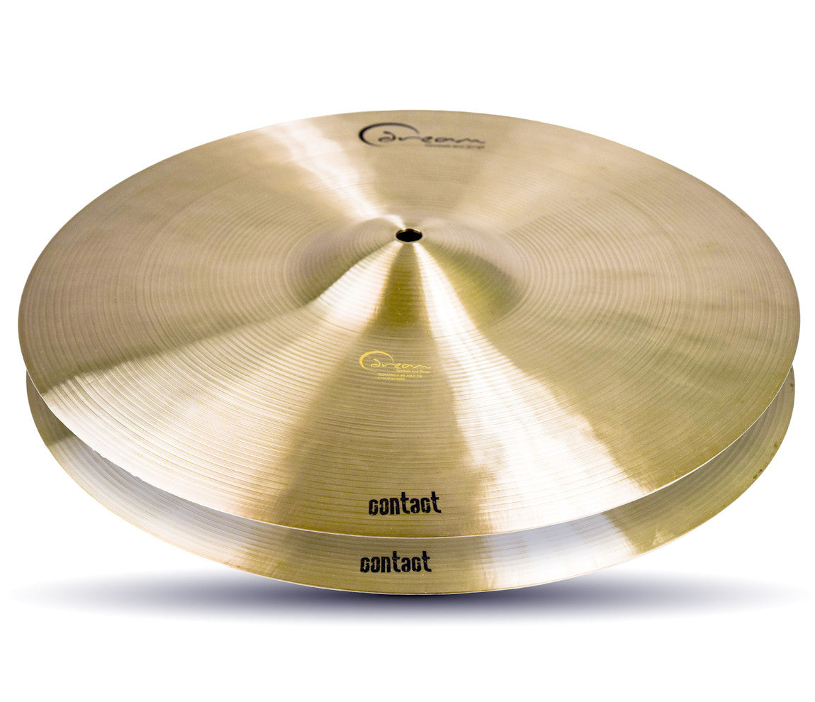 Dream, Contact Series, Hi Hat Cymbal, Cymbal, 15