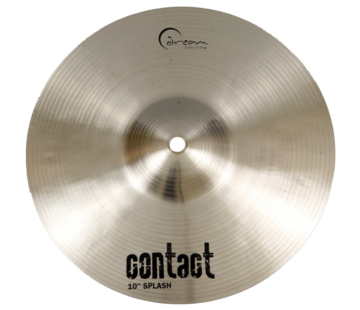 Dream, Contact Series, Splash Cymbal, Cymbal, 10