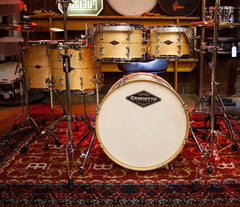 Craviotto USA Custom Shop 5-Piece Maple with Maple Inlay Drum Kit