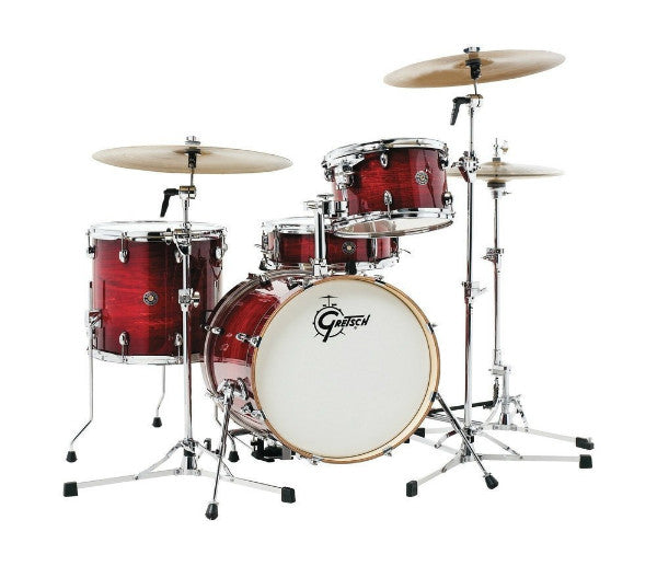 Gretsch Catalina Club Crimson Gloss Drum Kit