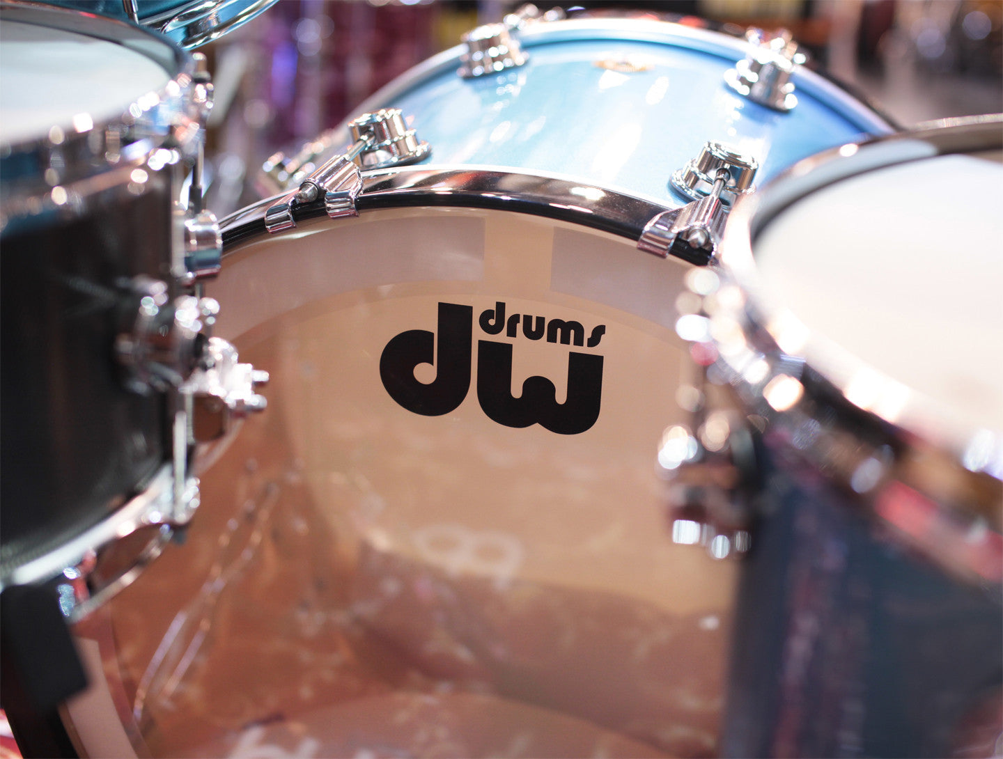 DW Bass Drum