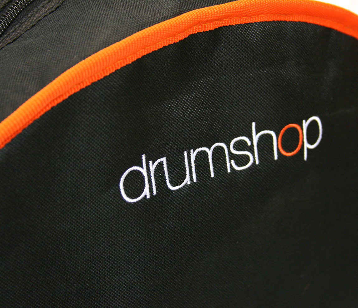 Drumshop Logo on Cases
