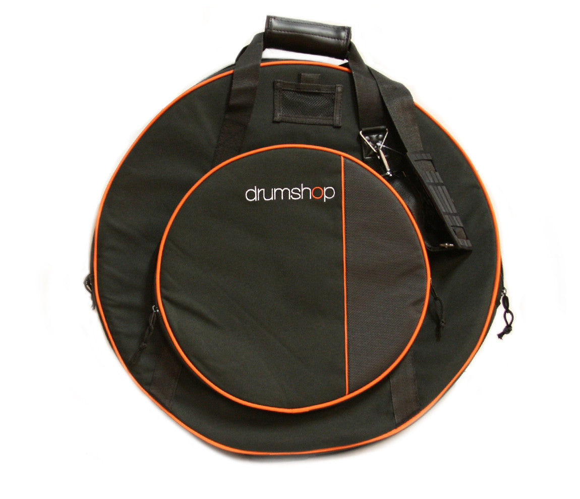 Limited Edition Drumshop Deluxe Cymbal Bag