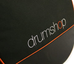 Drumshop Deluxe Snare Drum Gig Bag with drumshop logo