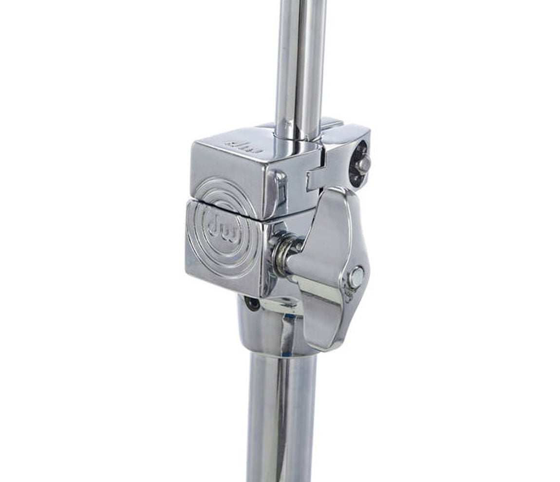 DW 7700 Single Braced Straight Cymbal Boom Stand (802601), DW Drum Workshop, Boom Cymbal Stand, Cymbal Stands, Chrome