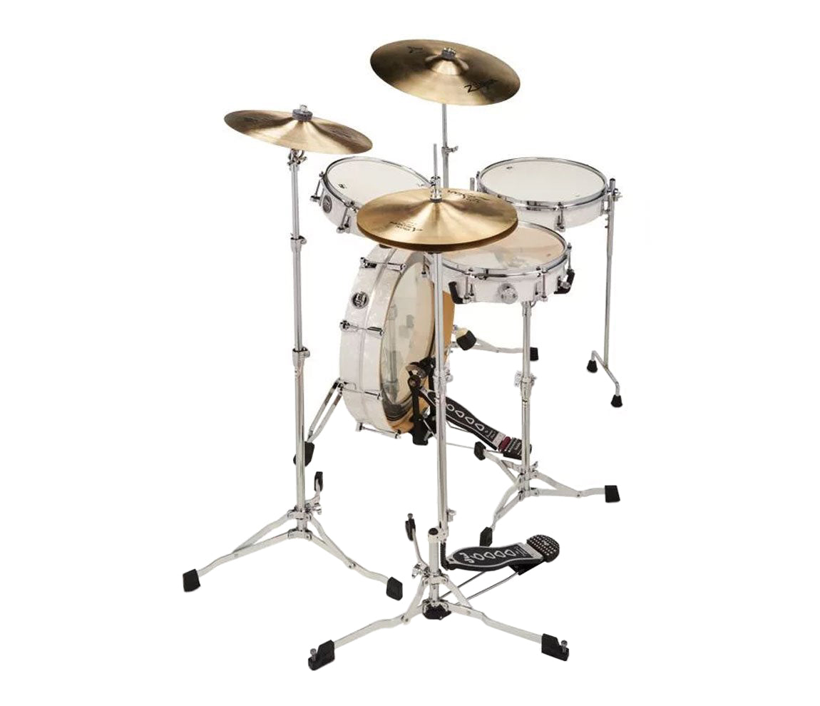 DW Performance LowPro 4-Piece in White Marine