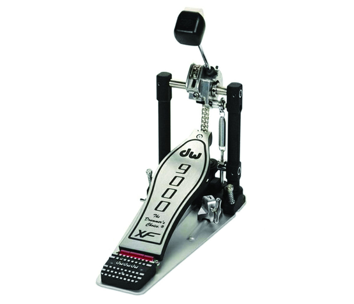 Drum Workshop 9000 XF Extended Footboard Single Bass Drum Pedal