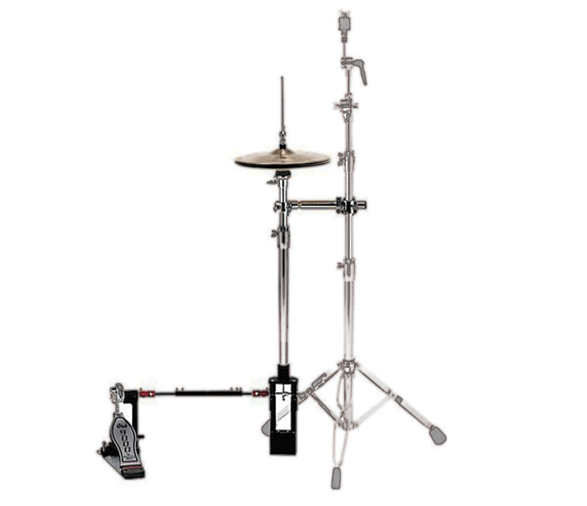 Drum Workshop 9550 Remote Universal Hi Hat Stand