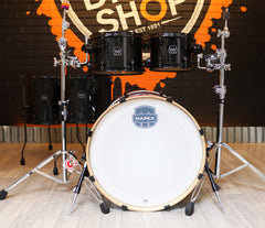 Pre-Loved Mapex Armory 5-Piece Shell Pack in Transparent Black