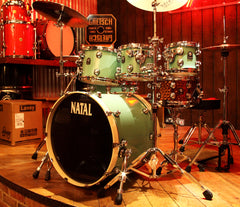 Natal Cafe Racer 6-Piece US Fusion 22
