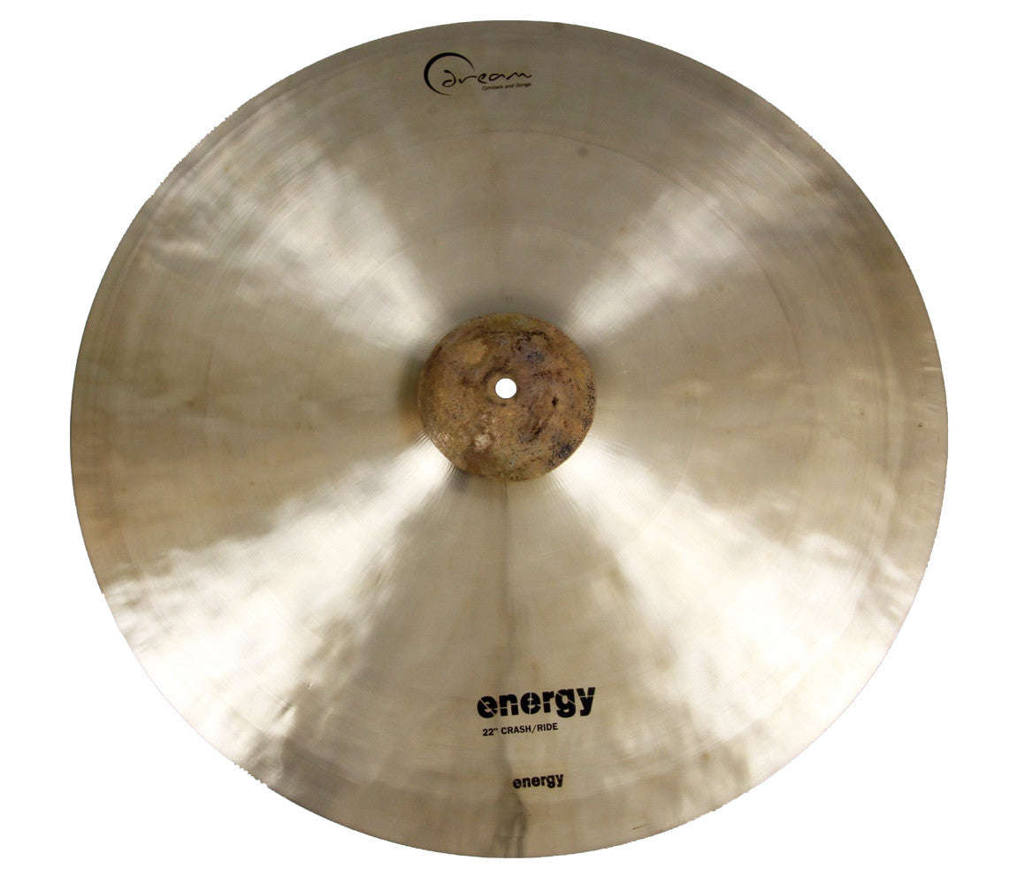 Dream, Energy Series, Crash/Ride Cymbal, Cymbal, 22
