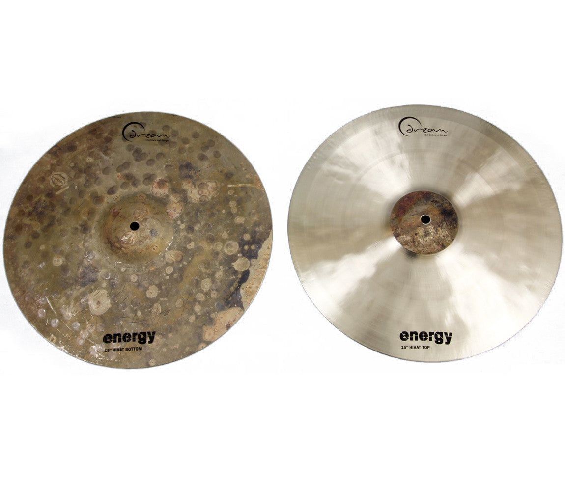Dream, Energy Series, Hi Hat Cymbal, Cymbal, 15
