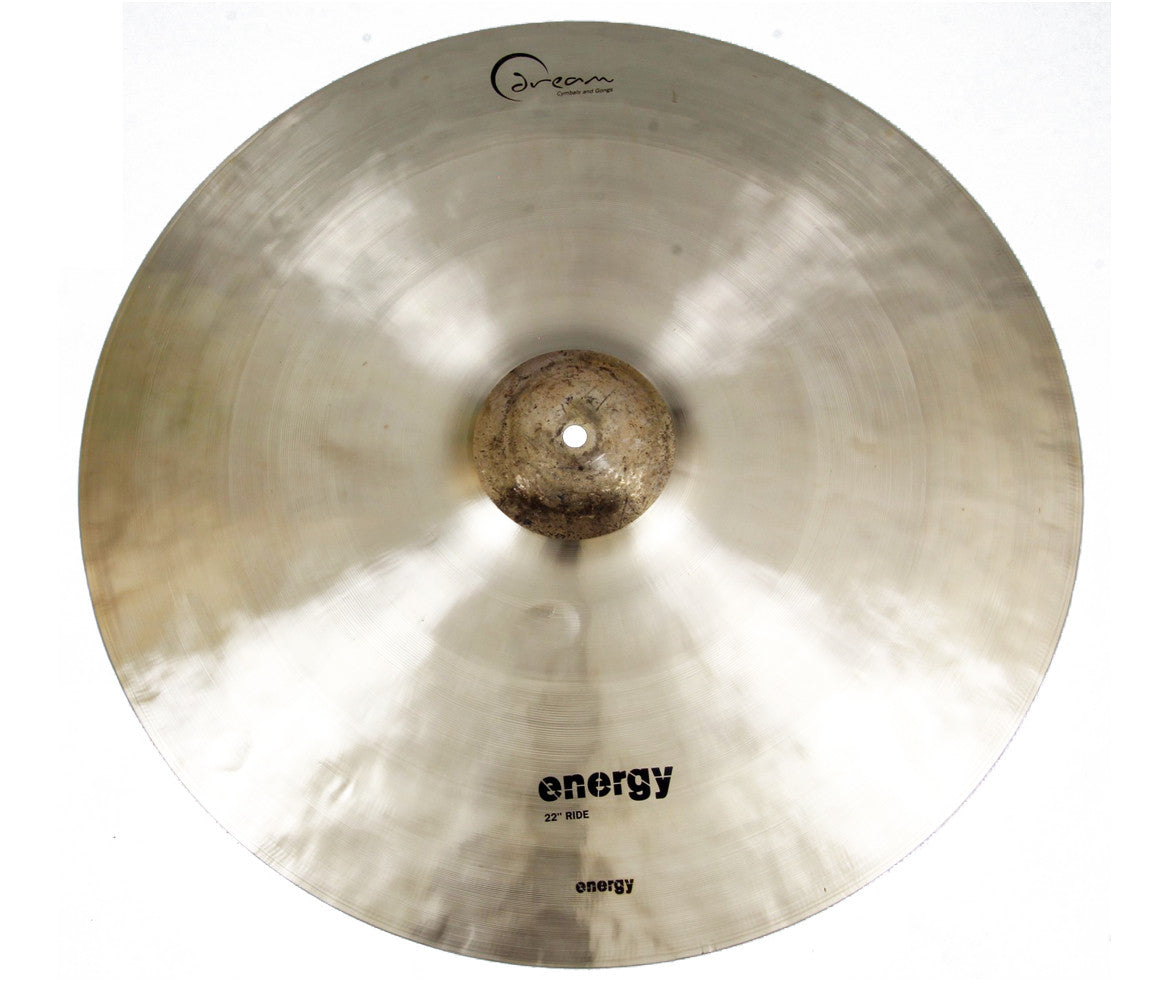 Dream, Energy Series, Ride Cymbal, Cymbal, 22